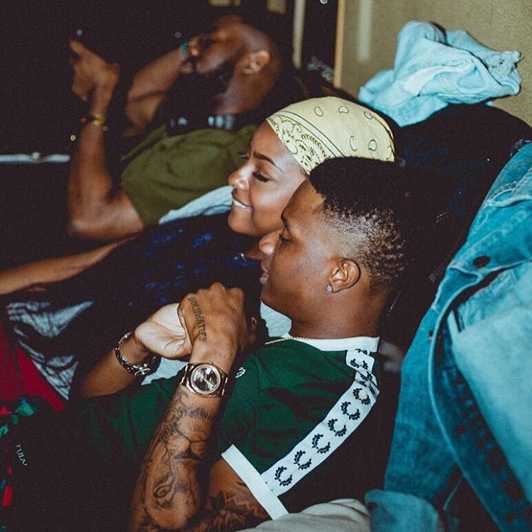 Photo of Nigerians Think The Wizkid, Justine Skye Relationship is Over
