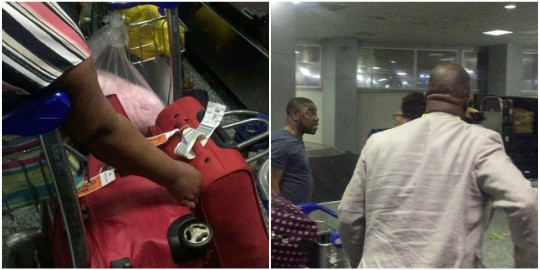 Photo of Murtala Mohammed Airport Staff Accused Of Breaking Into 100 Passengers' Suitcases