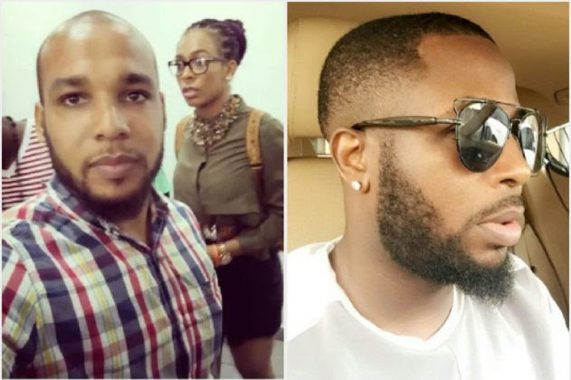 Photo of #BBNaija: TBoss' Brother & Tunde Ednut Fight On Instagram After Report of Being A Woman Beater