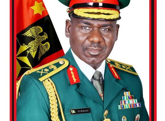 Photo of COAS Buratai approves new postings, appointments of senior officers in Nigerian Army