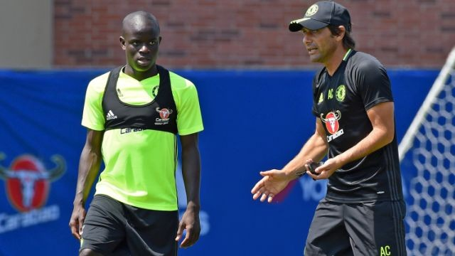 """Photo of Kante Can be A """"silent leader"""" for Chelsea – Says Conte"""