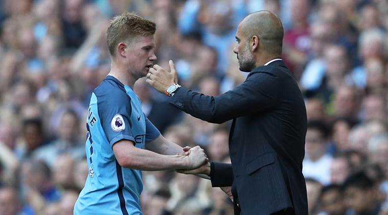 "Photo of De Bruyne's Selfless Contribution to Man City's Season Shows He Is ""humble"" – Pep Guardiola"