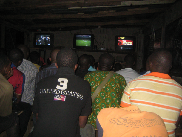 foot - 30 People Electrocuted at Football Viewing Centre In Calabar After High Tension Cable Falls On Them