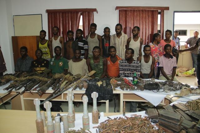 gana - Police Declare Benue Criminal Kingpin, Terwase Akwaza 'Ghana' Over Zaki Biam Killings