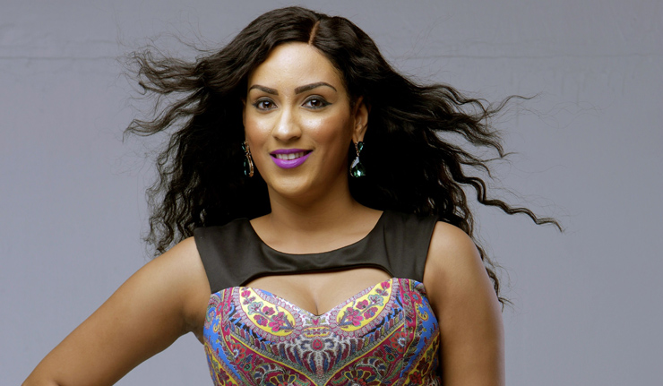 juliet ibrahim - Ghanaian Actress Juliet Ibrahim Donates N1m to Benue Flood Victims