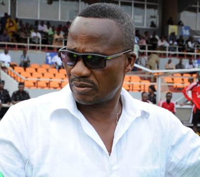 Photo of Kano Pillars Sack Kadiri Ikhana As Coach of the Club