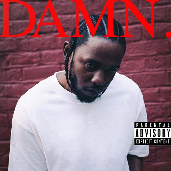 Photo of Kendrick Lamar Reveals Cover Art, Tracklist For His 'Damn' Album with Rihanna and U2 Features Only