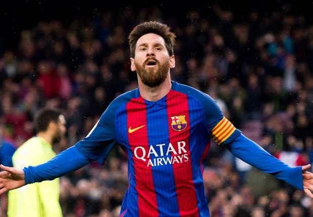 lionelmessi cropped n6azjhz3cuyh1hcuajk1ic2lt - VIDEO: Barcelona Destroy Osasuna 7-1 at Camp Nou (WATCH Highlight)