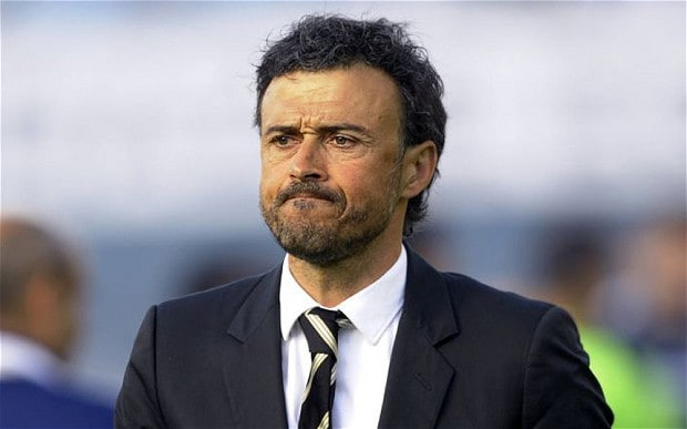 Photo of Barcelona Coach Luis Enrique Slams Players After Loss to Juventus