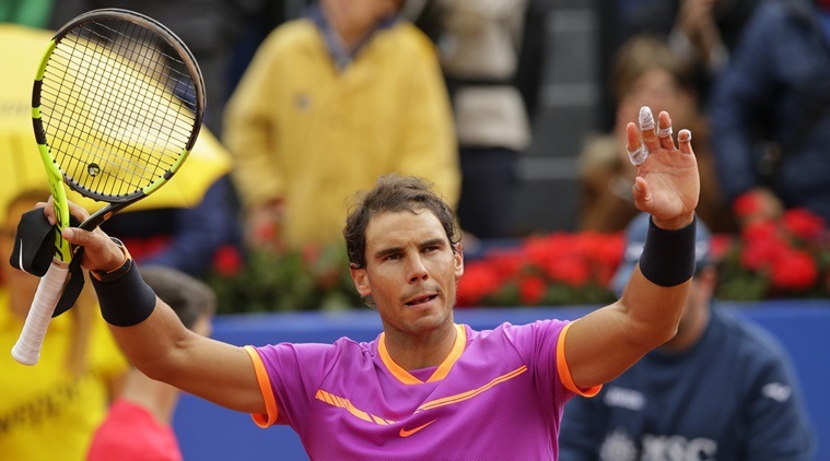 Photo of Rafael Nadal Beats Dominic Thiem to Win 10th Barcelona Open