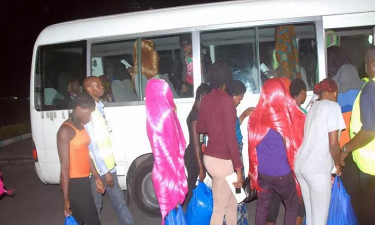 rescued Human Trafficking - NAPTIP Rescue 43 Victims of Human Trafficking In Kano, Katsina