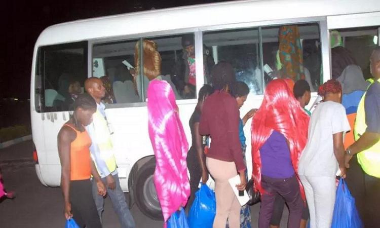 NAPTIP Rescue 43 Victims of Human Trafficking In Kano, Katsina