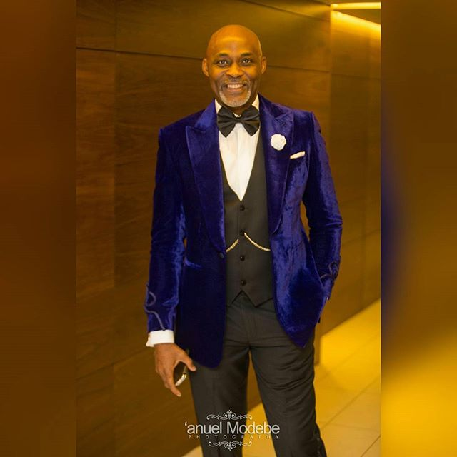 Photo of 'I wasn't Sure My 2nd Class Degree Would Mean Anything'- Richard Mofe-Damijo