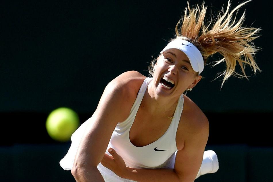 Photo of Maria Sharapova Loses in Semi-finals on Doping Comeback