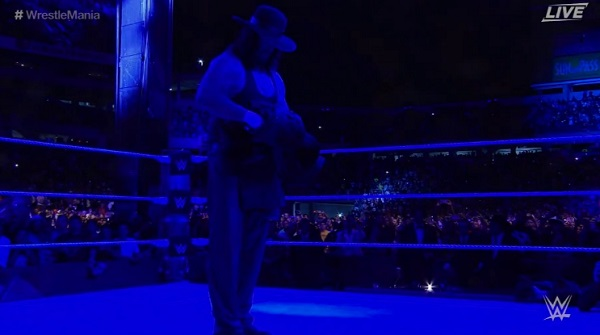 undertaker OkayNG - The Undertaker Retires After Losing to Roman Reigns at WWE WrestleMania 33