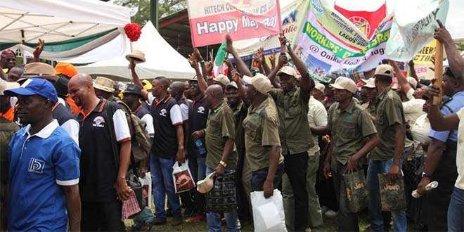 Photo of Workers' Day: FG Declares Monday Public Holiday