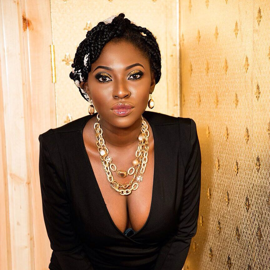 yvonne jegede - Many People Think My Big Boobs Are My Selling Point - Actress Yvonne Jegede