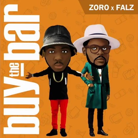 Photo of MUSIC: Zoro ft. Falz – 'Buy The Bar'