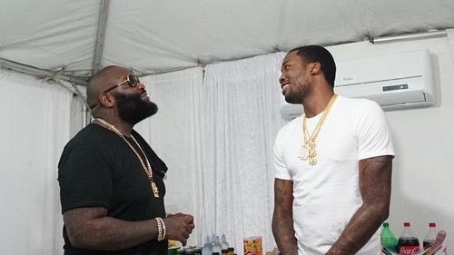 Photo of Rick Ross Says He Sat Down With Drake to End Meek Mill Beef