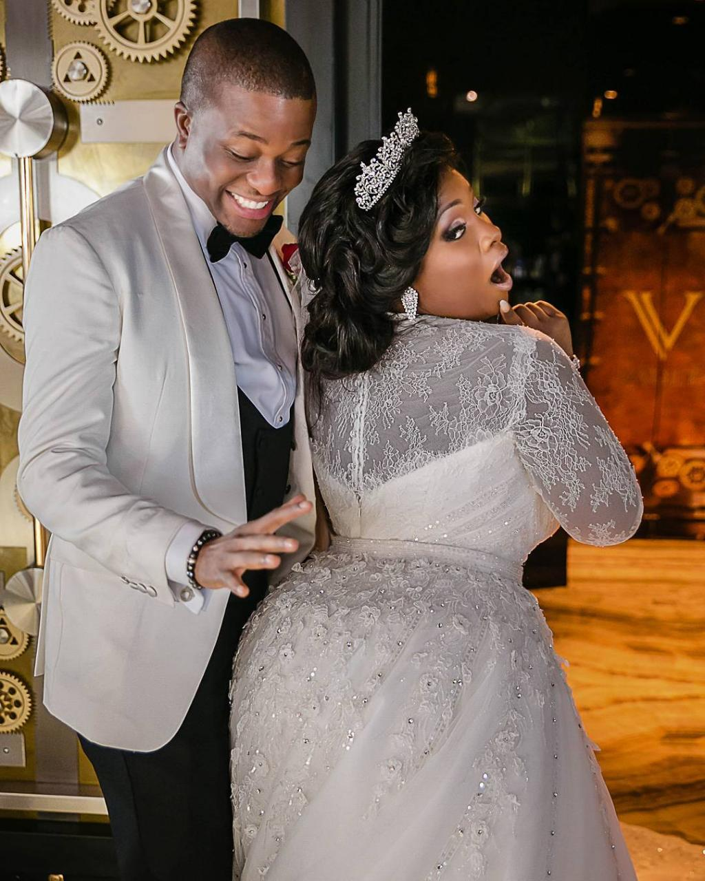 18646563 267645300366526 6665571630284013568 n - OAP Toolz and Hubby, Tunde Demuren Celebrates 1st Wedding Anniversary