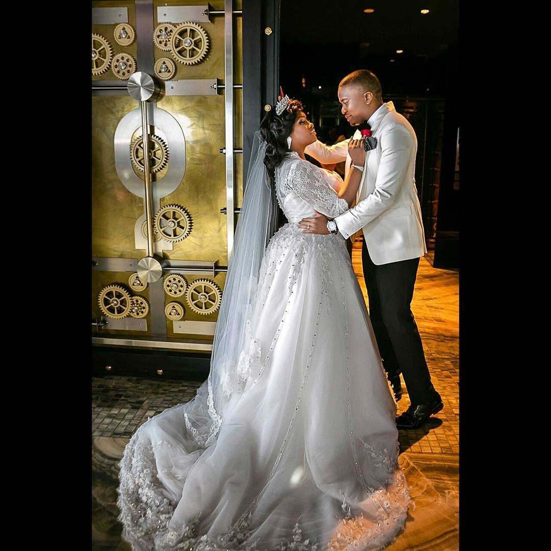 18809278 146819699194238 1887716909177110528 n - OAP Toolz and Hubby, Tunde Demuren Celebrates 1st Wedding Anniversary