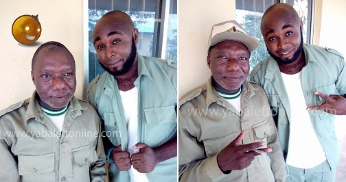 Photo of You Need to Meet This 60-year-old Corper Who is Currently Serving in Delta State