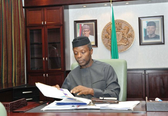 Photo of Acting President Osinbajo Approves Appointment of 21 Permanent Secretaries