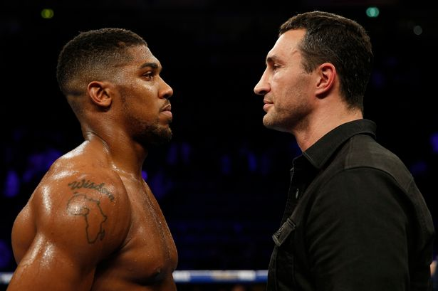 Anthony Joshua v Eric Molina - Joshua-Klitschko Rematch to Hold November 11 In Las Vegas