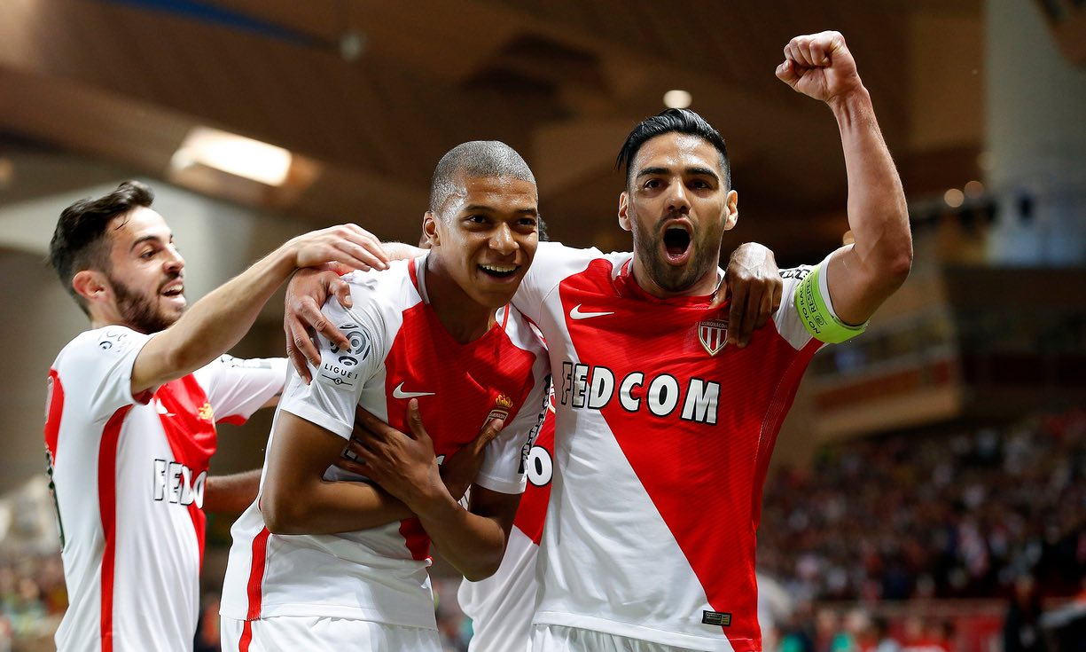 Photo of AS Monaco Wins First Ligue 1 Title In 17 Years