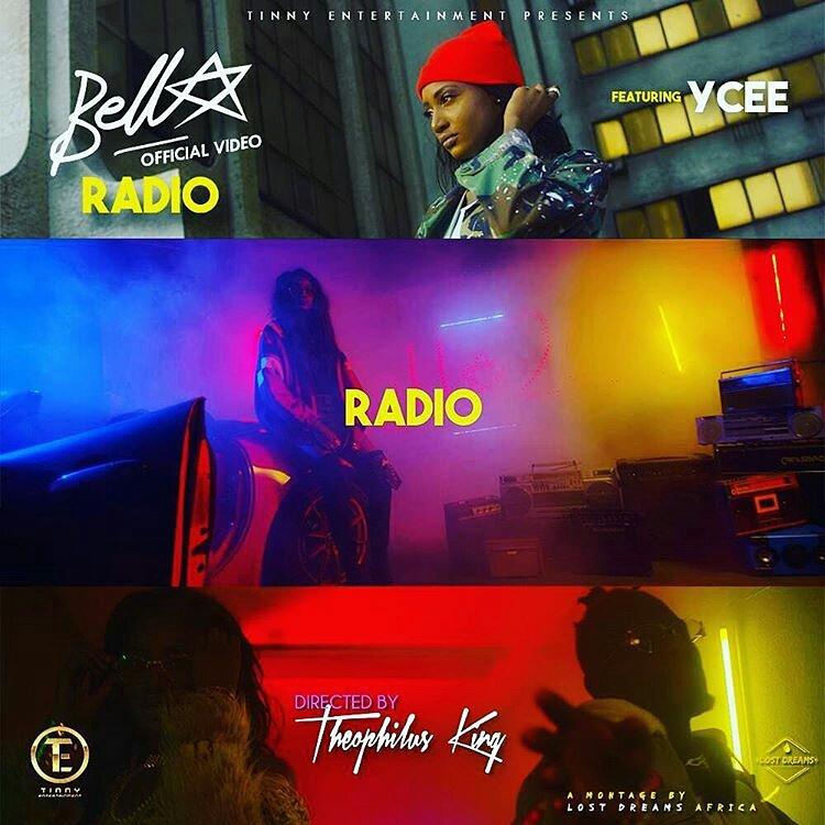 Bella ft Ycee - WATCH: Bella ft. Ycee – 'Radio' (VIDEO)