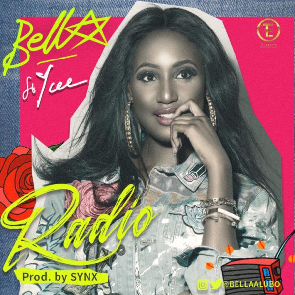 BellaRadioArt2Onlline 720x720 600x600 - MUSIC: Bella ft. Ycee – 'Radio'