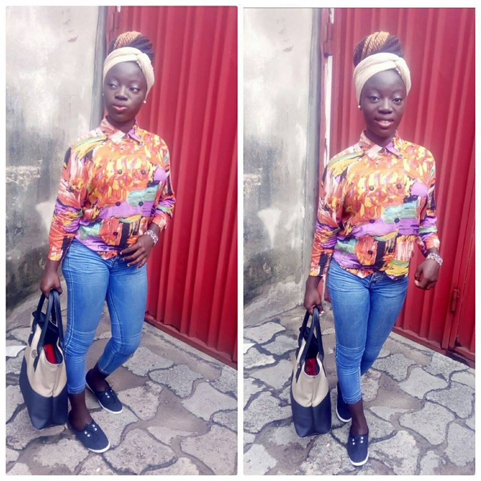 Damilola Ade 01 - LASPOTECH Female Student Commit Suicide By Drinking Rat Poison