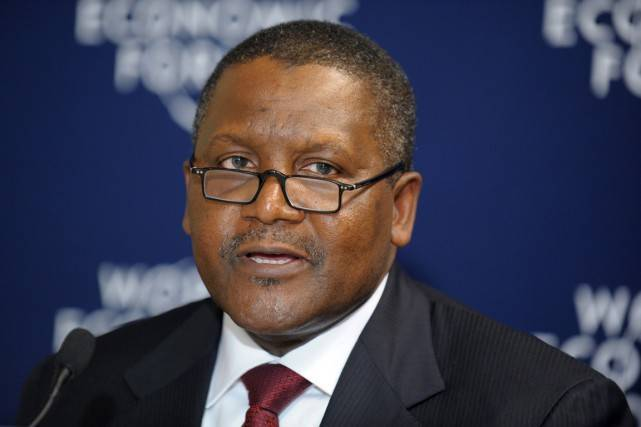 Photo of Dangote Group to Invest $1bn On Rice Project  In Five Nigerian States