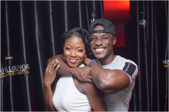 Photo of Debie-Rise and Bassey Go Romantic in New Photos
