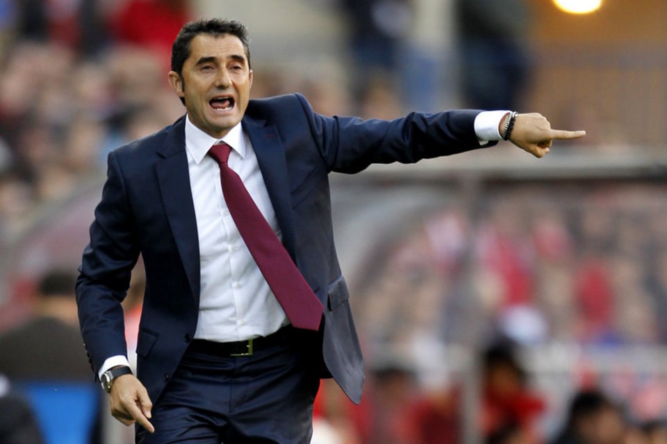 Ernesto Valverde - Barcelona Appoint Ernesto Valverde As New Head Coach