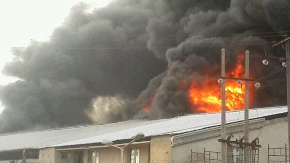 Photo of Seven Killed, Several Injured Following Fire Outbreak at Calabar Free Zone Enterprise