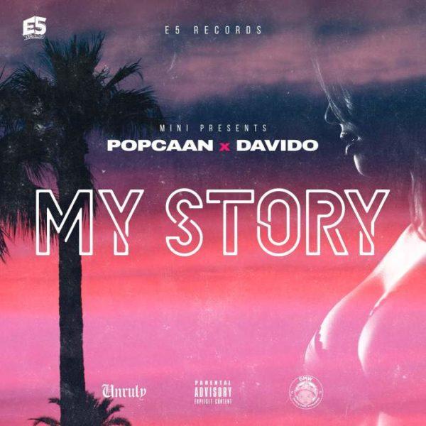 LISTEN: Popcaan & Davido – 'My Story'