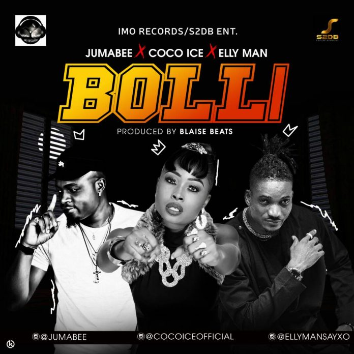 JUMABEE BOLLI Ft COCO ICE x ELLY MAN 696x696 - MUSIC: Jumabee ft. Coco Ice & Elly Man – 'Bolli'