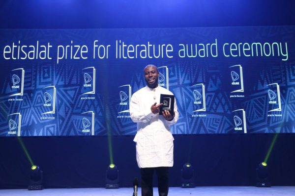 Jowhor Ile winner of Etisalat Literature Prize e1495319816220 - Nigerian Writer, Jowhor Ile Wins Etisalat Literature Prize