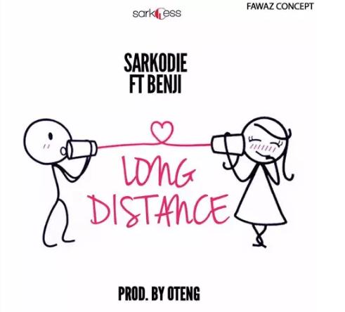 Long Distance - MUSIC: Sarkodie ft. Benji – 'Long Distance'