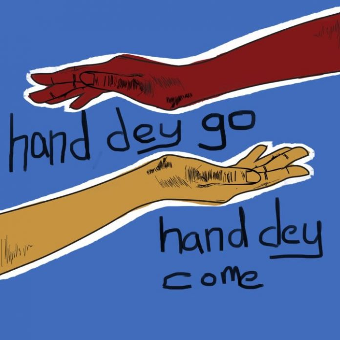 Photo of WATCH: M.anifest ft. Worlasi – 'Hand Dey Go, Hand Dey Come' (VIDEO)