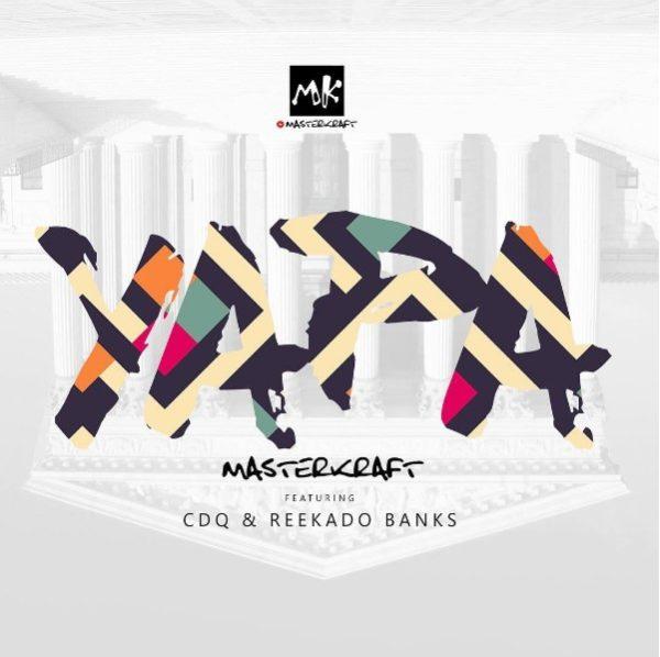 Masterkraft Yapa ft CDQ Reekado Banks mp3 image 600x598 - MUSIC: Masterkraft ft. CDQ & Reekado Banks – 'Yapa'