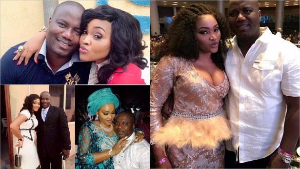 Mercy Aigbe Lanre Gentry main - Mercy Aigbe And Lanre Gentry Reportedly Back Together After Domestic Violence Saga