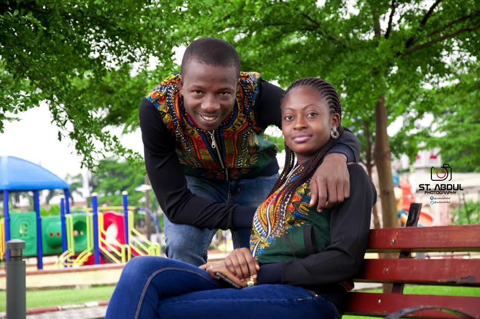Photo of #KASH2017: Blogger, MisterRedefined Narrates His Love Story From Whatsapp Group As He Releases Pre-Wedding Photos