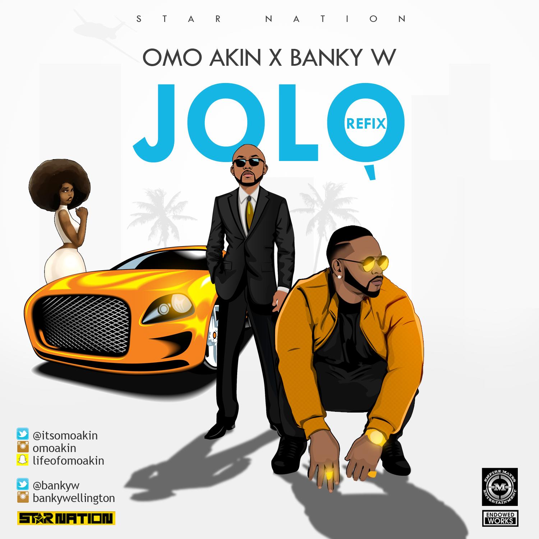 Photo of MUSIC: Omo Akin ft. Banky W – 'JoLo'