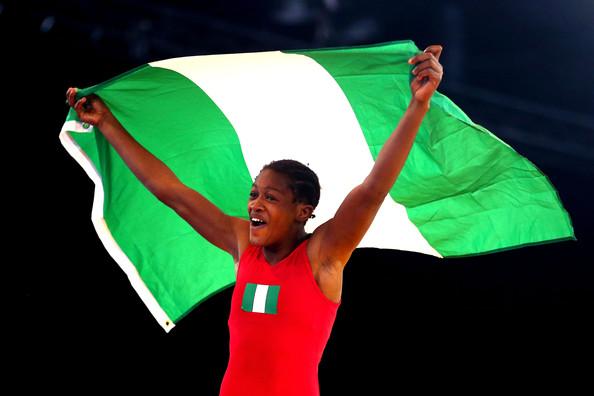 OdunayoAdekuoroye - Nigeria's Female Wrestlers Shine in Morocco
