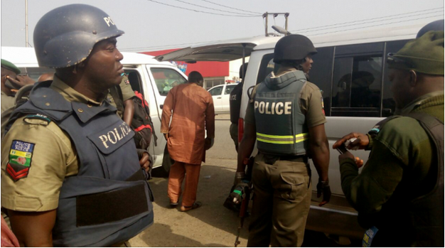 Photo of Police arrest group leader after protest against killings in Katsina