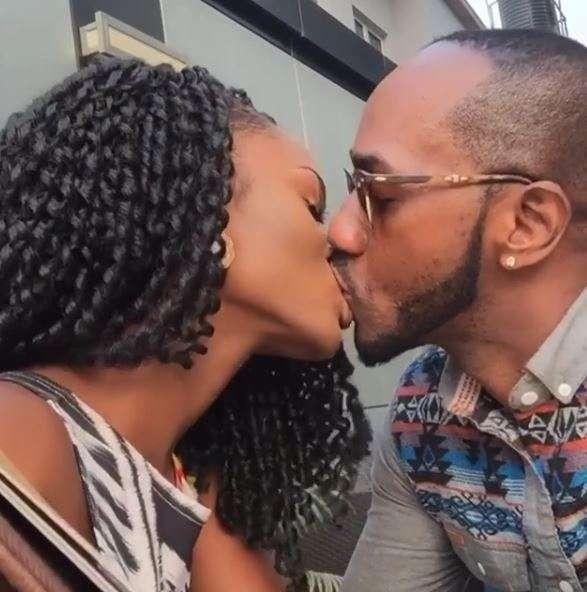 Pulse Eva Caesar kissing - Eva's Fiancé, Ceaser Denies Breakup Rumors