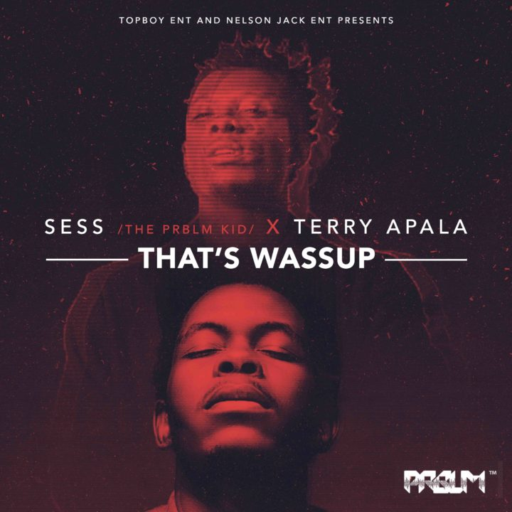 Photo of LISTEN: Sess x Terry Apala – 'That's Wassup' | MUSIC