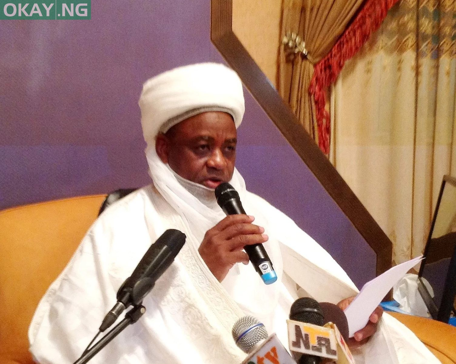Photo of Ramadan: Sultan announces sighting of new moon, fasting commences Friday